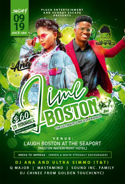 Lime Boston @ Sunday Escape: