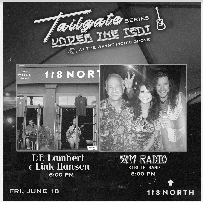 AM Radio Trio + DB Lambert & Link Hanson: Main Image