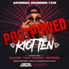 RIOT TEN - Postponed to TBA-img