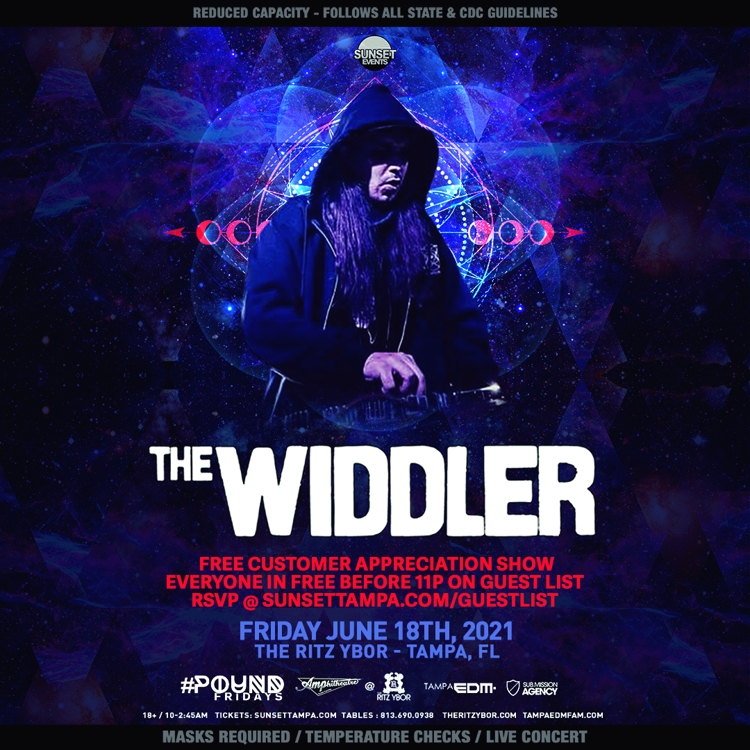 THE WIDDLER: Main Image