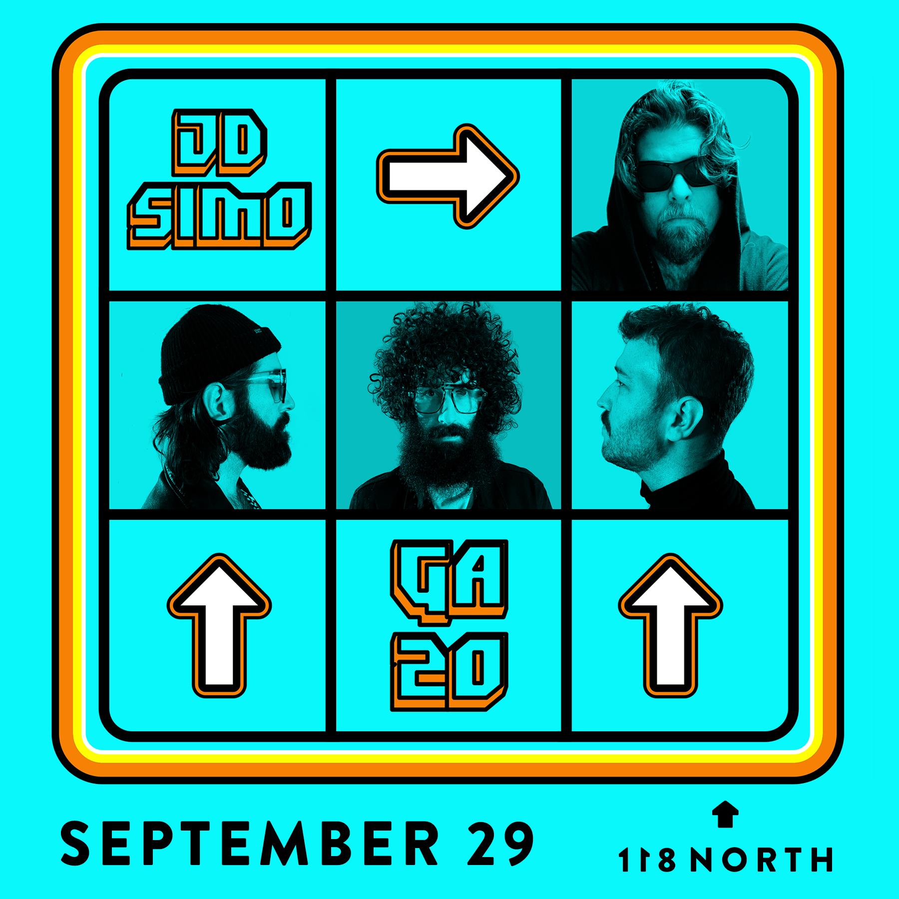 JD Simo + GA-20: