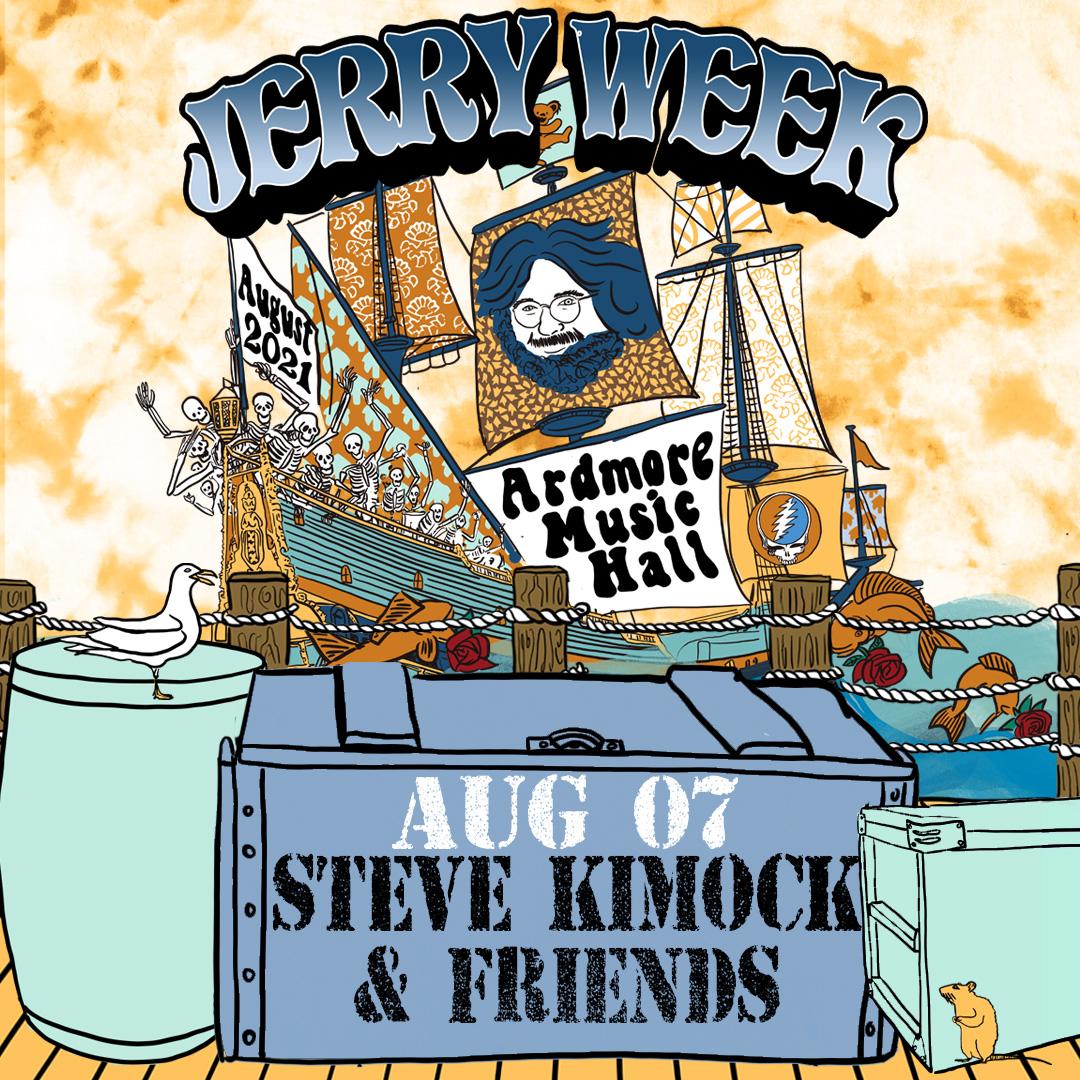 Steve Kimock & Friends: David Uosikkinen & more: Main Image