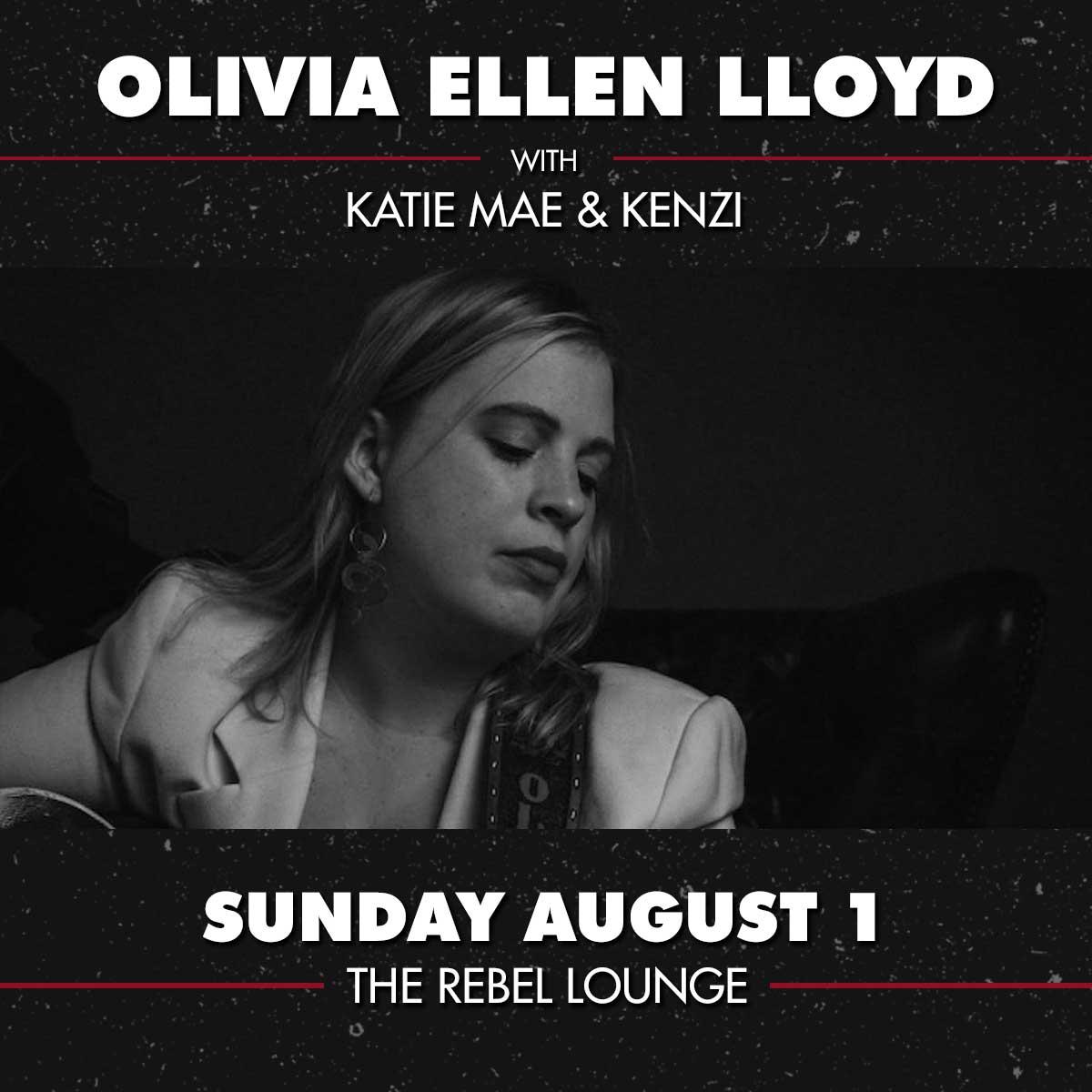OLIVIA ELLEN LLOYD: Main Image