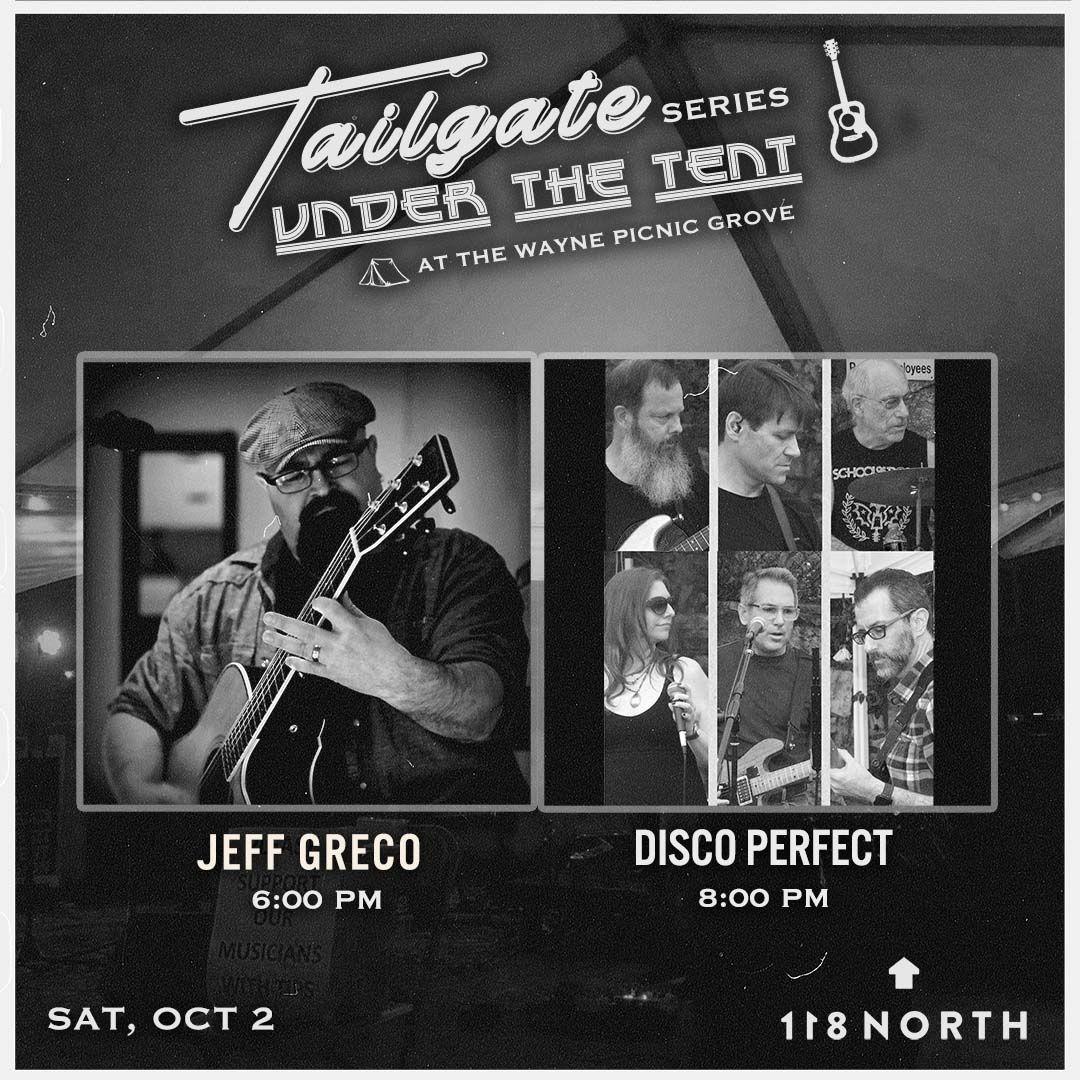 Disco Perfect + Jeff Greco:
