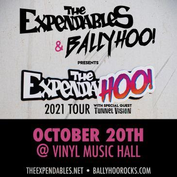 The Expendables & Ballyhoo!- Expendahoo! Tour-img