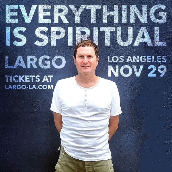 Rob Bell: Everything Is Spiritual:
