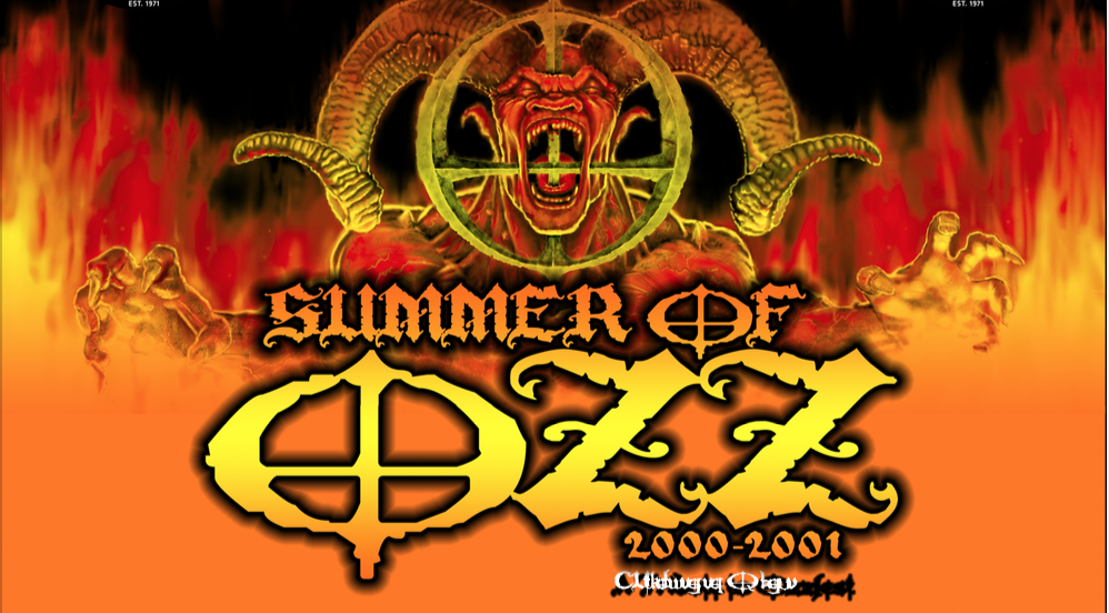 Summer of Ozz - Tribute to Ozzfest 2000-2001: Main Image