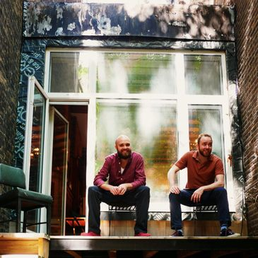 Luke Sellick and Andrew Renfroe-img