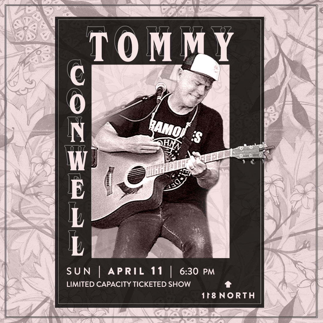 Tommy Conwell (solo): Main Image
