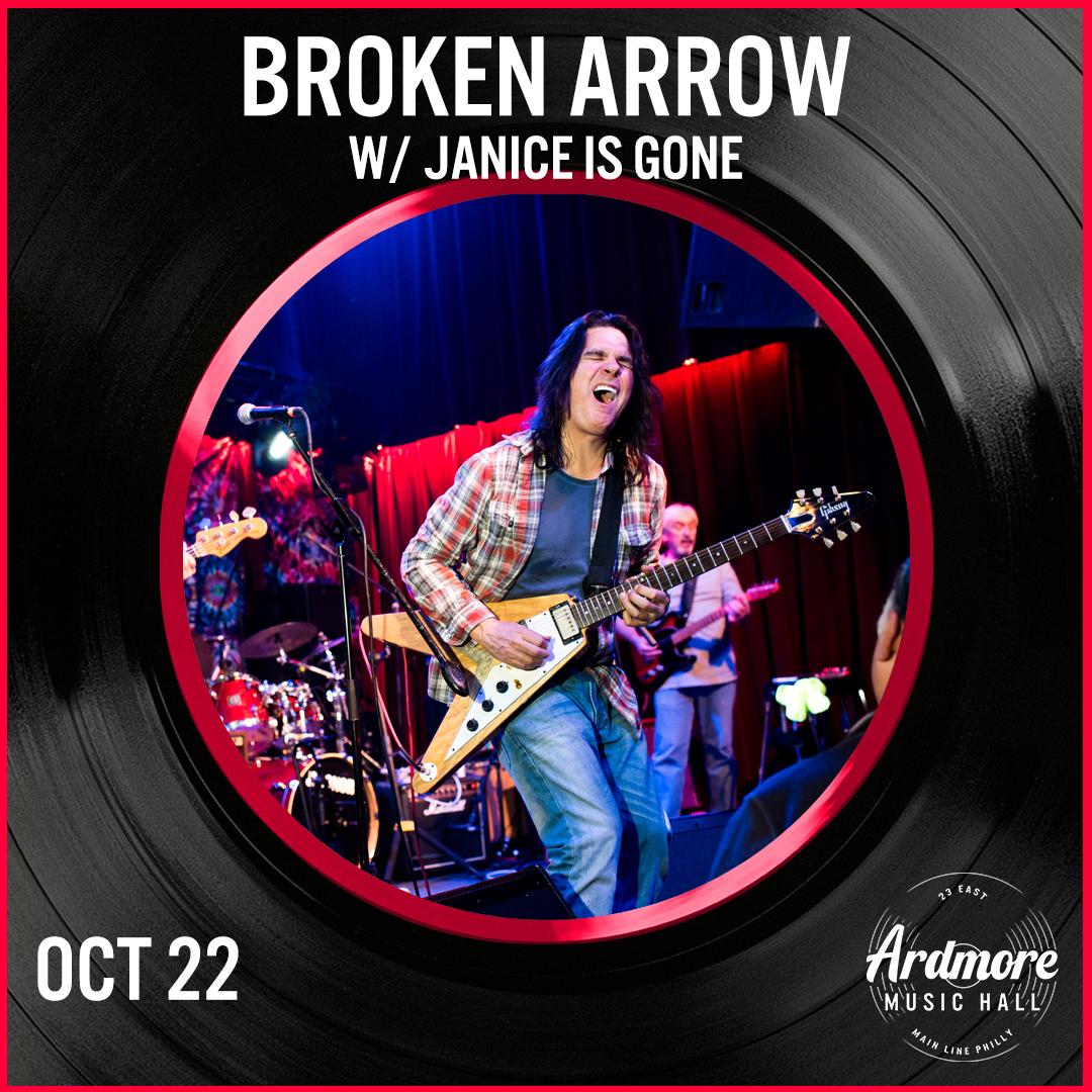 Broken Arrow (Neil Young tribute): Main Image