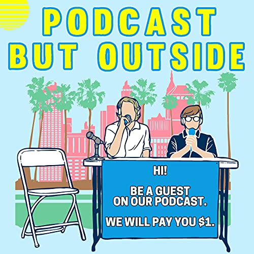 Podcast But Outside: Main Image