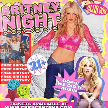 Club 90s: Britney Night-img