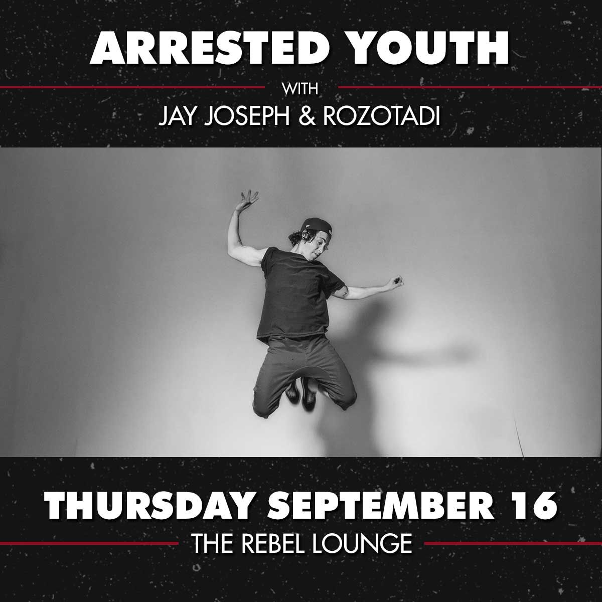 ARRESTED YOUTH: