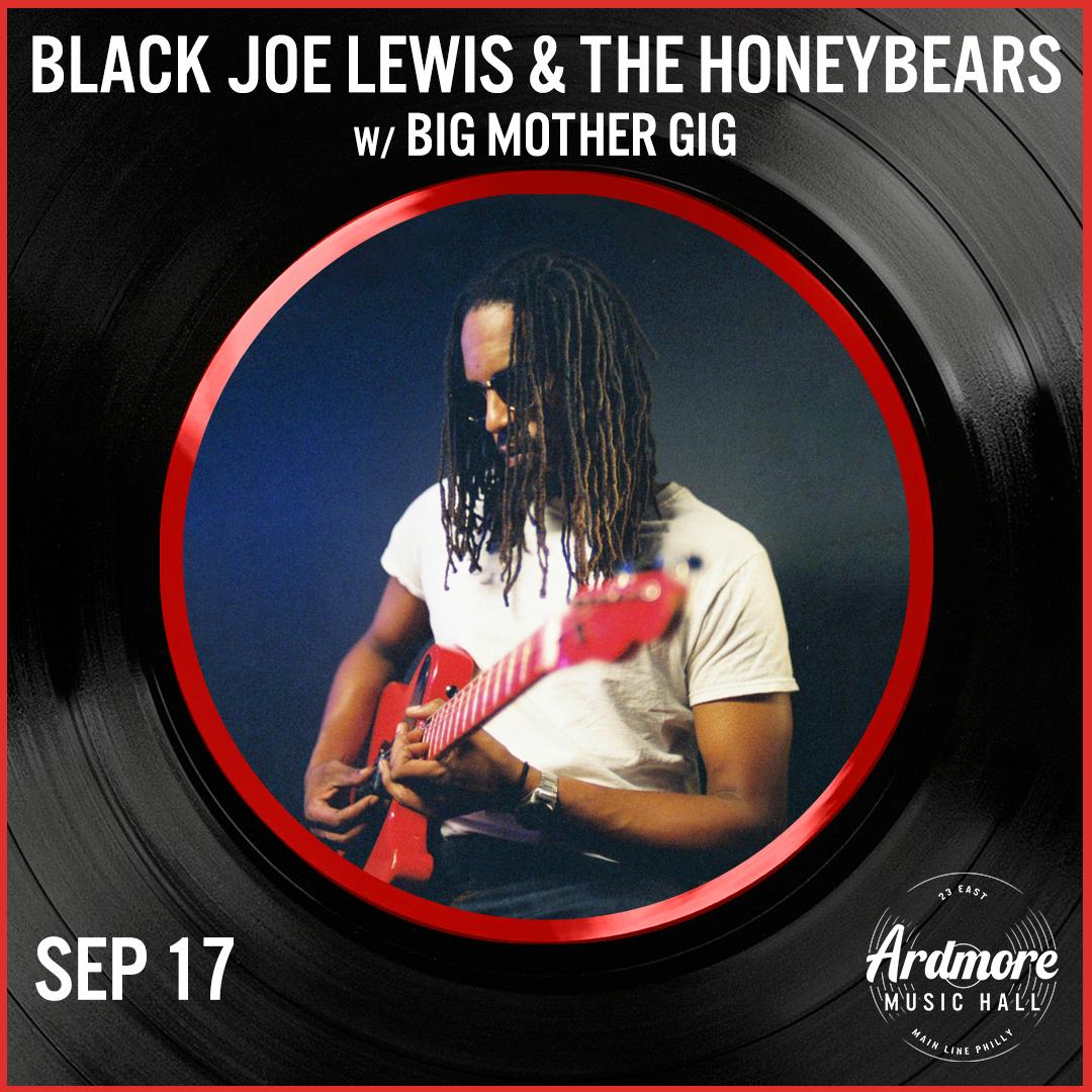 Black Joe Lewis & the Honeybears: Main Image