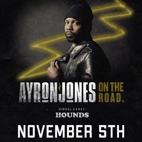 Ayron Jones:
