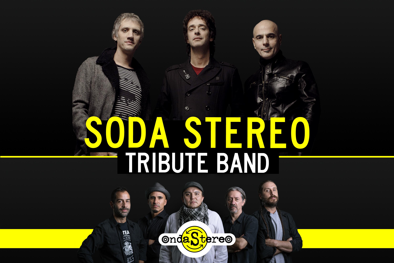 ondaStereo - A Tribute to Soda Stereo: Main Image