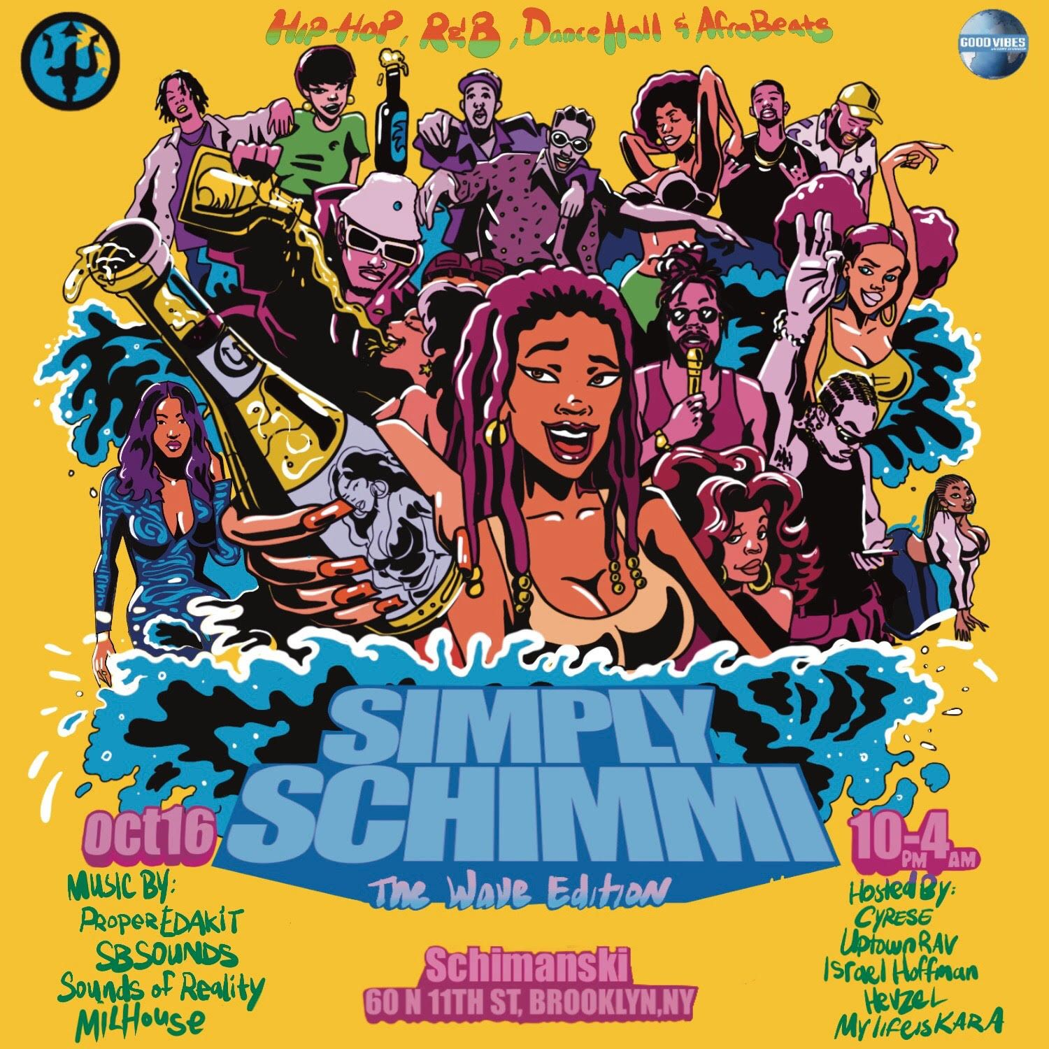 Simply Schimmi: Wave Edition: