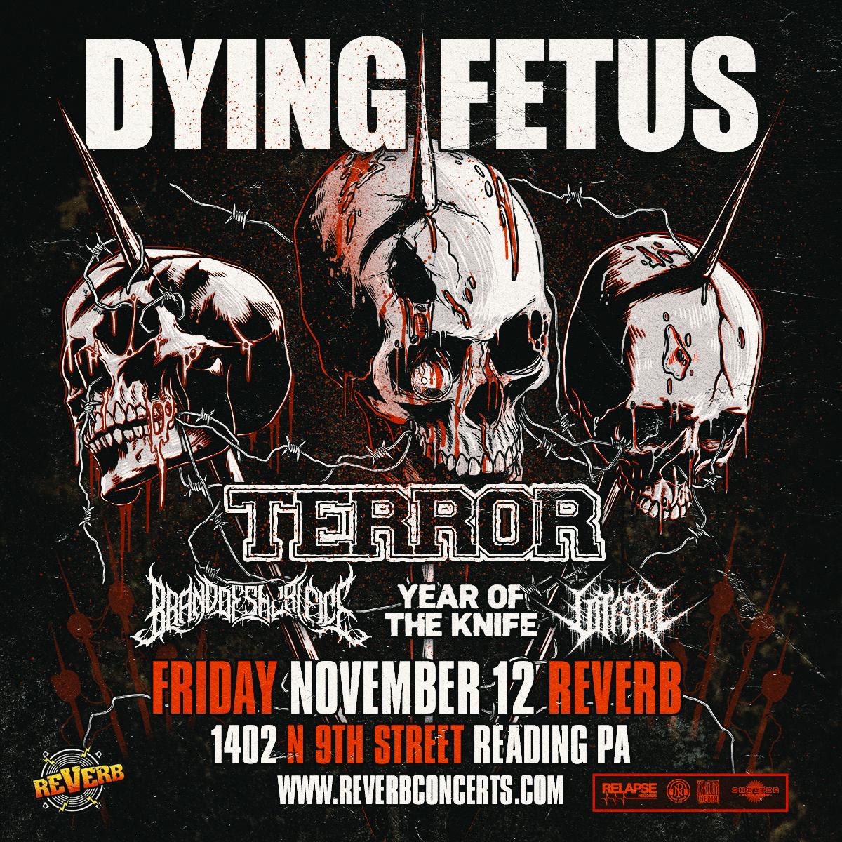Dying Fetus: