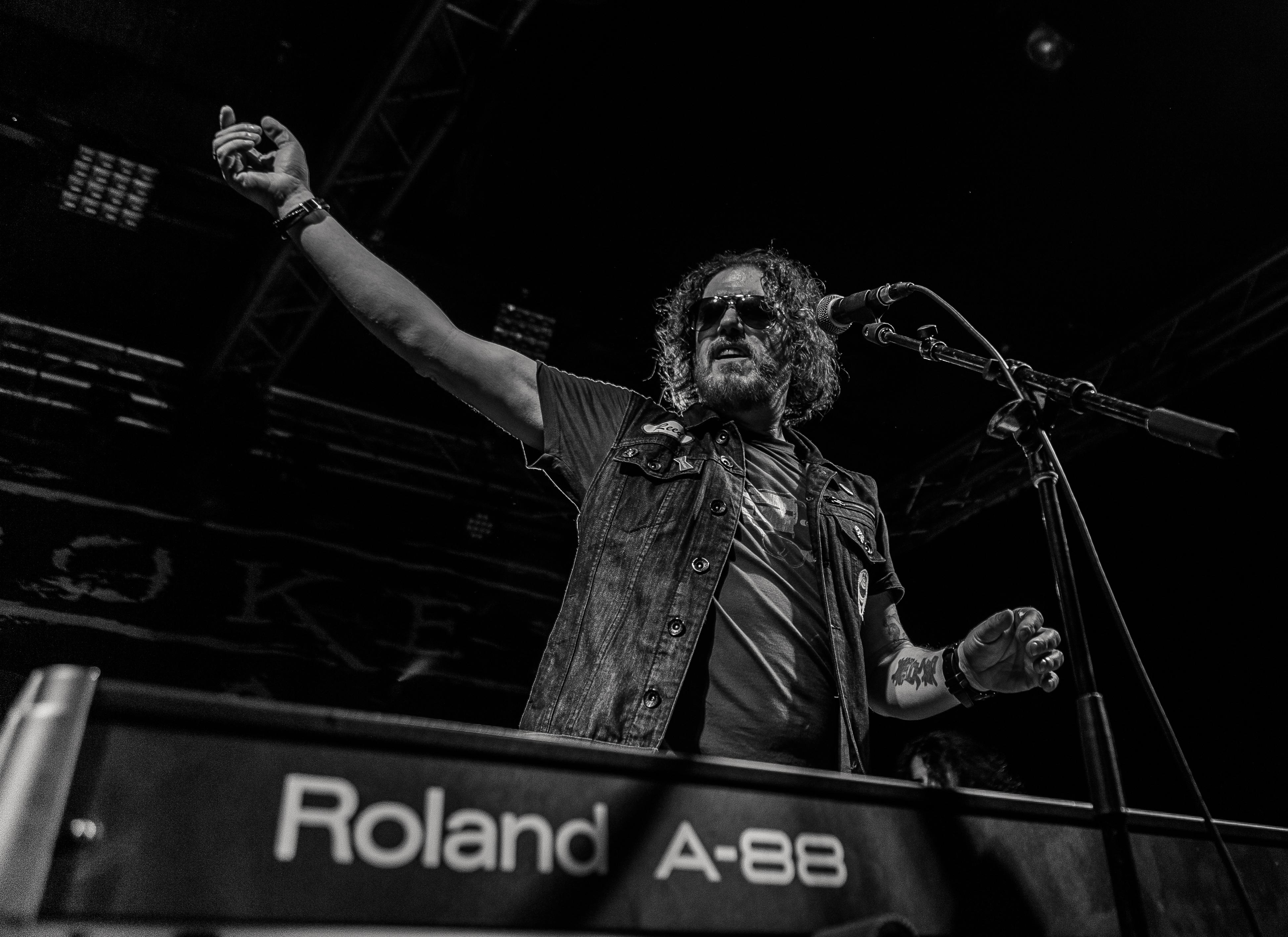 Dizzy Reed of Guns N' Roses: Main Image