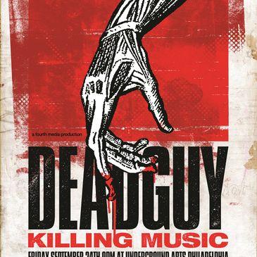 Cinepunx Presents:  Deadguy: Killing Music Documentary-img