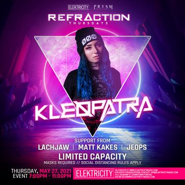 REFRACTION THURSDAYS: KLEØPATRA-img