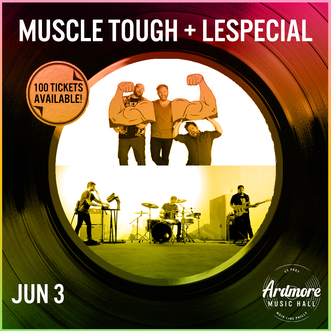 Muscle Tough + lespecial: Main Image