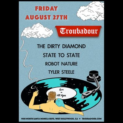 The Dirty Diamond/State to State: