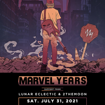 Marvel Years w/ Lunar Eclectic and 2TheMoon-img