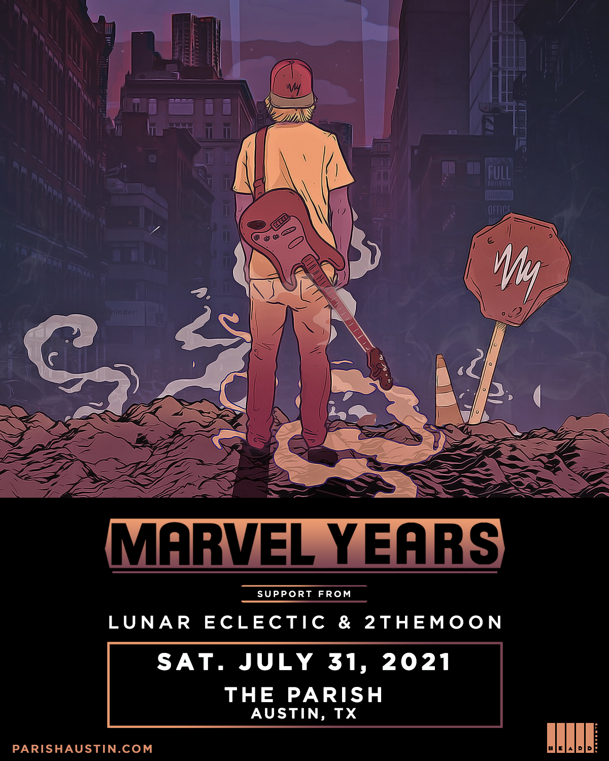 Marvel Years w/ Lunar Eclectic and 2TheMoon: