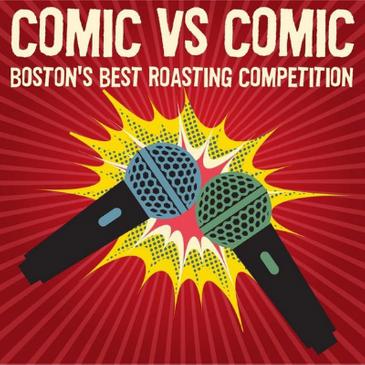 Comic vs Comic - 8:00pm-img