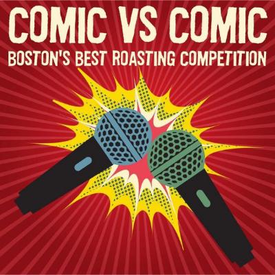 Comic vs Comic - 8:00pm: