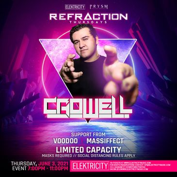 REFRACTION THURSDAYS: CROWELL-img