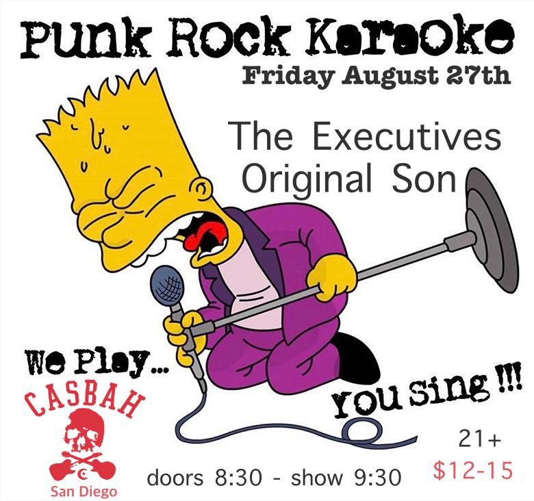 Punk Rock Karaoke: