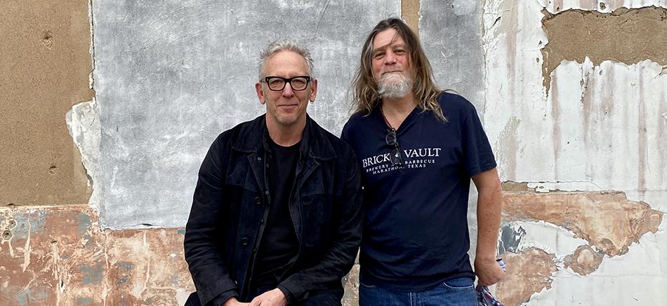 Darden Smith and Walt Wilkins: Main Image
